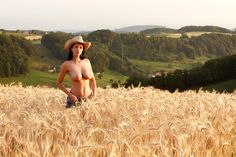 Photograph Cowgirl in the Golden Wheat by Elio Canonica on 500px