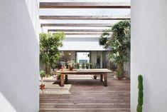 Patio House by Henkin Shavit Architecture & Design 08
