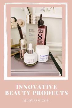 Innovative beauty products to try this month!