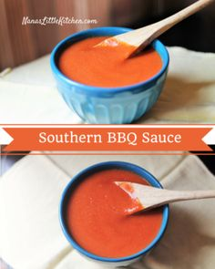 Southern Barbecue Sauce THM E, S, or FP