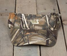 Southern Marsh Collection — Limited Edition! The Southern Marsh Visor - Realtree MAX-4 Camouflage