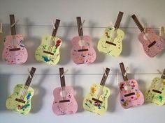 Muziek - gitaren