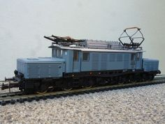 ROCO  43416 Locomotive électrique E 94 003 DRG via ANTIQUE MARCBEA. Click on the image to see more!