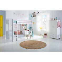 Flexworld hoogslaper Puck Kids Room, Interior, House, Inspiration, Furniture, Home Decor, Jr, Voordelen Van, Small Bedrooms