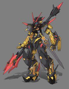 Gundam Toys, Gundam 00, Mecha Anime, Game Character Design, Character Art, Robot Art, Robots, Batman Armor, Mecha Suit
