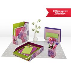 It's easy to stay organized with See Jane Work organizers!