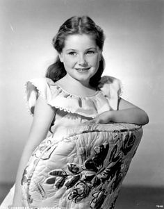 Donna Corcoran is a former child actress who appeared in several films of the early 1950s. She most notably appeared in several aquatic musicals that featured Esther Williams (playing swimmer Annette Kellerman as a child in one of them). After making her last film in 1955, she made a token comeback as a young adult in an episode of the long running television sitcom My Three Sons in the early 1960s, before finally leaving acting altogether