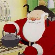 *Father Christmas by Raymond Briggs*