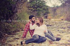 Engagement pose