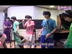 Love Should Go On - SHINee Eng Sub - YouTube *Onew's part sounds so amazing in this o.o