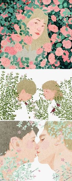 There's something about the magical works of artist Xuan Loc Xuan that keeps me staring at her pieces forever. Art Society, Art Prints, Art Inspo, Art Sketchbook, Drawings, Amazing Art, Illustration Art, Paper Art, Illustration Artists