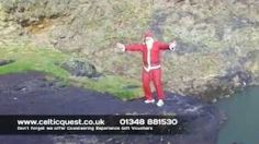 Cleo & the team at Celtic Quest would like to wish all our friends and followers an awesome festive season and a prosperous 2013 :)    Why not give them a REAL adventure this Christmas?  Celtic Quest Coasteering experience gift vouchers.