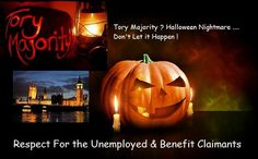 BRITISH General Election 2015 the Conservatives GAIN a Majority ? Don't Let it Happen - An Halloween Nightmare - #share  More info: http://t.co/p1BptB0tjm