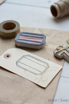Stamps inspired by : marks jp ♥ Sellos inspirados en : Marks jp | Ishtar Olivera