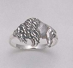 Bison Ring at theBIGzoo.com, a family-owned store. Check our sales & FREE Shipping.