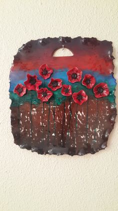 Poppy's Poppies, Pottery, Cake, Desserts, Food, Ceramica, Pie Cake, Meal, Pottery Marks
