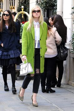 Fashion muse: Elle Fanning : ELLE