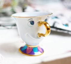 Beauty and the beast tea cup The Cutest House In Germany