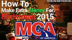One of the Best Ways To Make Extra Money For Christmas Online From Home 2015 -- http://www.YourWay4Success.com -- One of the Best Ways To Make Extra Money For Christmas Online From Home 2015  Get paid $80-$90 in holiday cash for each referral with the Motor Club of America referral program: http://www.ThisCarClubPays.com  Get Automated Wealth Network a simple step by step internet marketing training system that will help you make money for the holidays here: http://www.YourWay4Success.com…