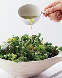 Honey-Lemon Dressing Recipe