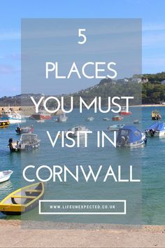 5 Places You Must Visit In Cornwall. Holidaying in Cornwall? Here are the places… 5 Places You Must Visit In Cornwall. Holidaying in Cornwall? Here are the places to visit, incuding the Eden Project,. Cornwall England, Devon And Cornwall, Cornwall Breaks, Bude Cornwall, West Cornwall, Yorkshire England, Yorkshire Dales, St Ives Cornwall, Dorset England