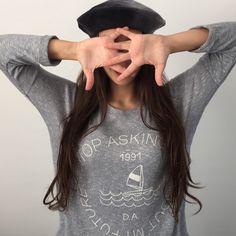 Camiseta 'Stop asking me' con un súper #descuento en nuestra sección #NewCollections.  No dejes escapar nuestros CHOLLOS DE LUJO y lo más CHIC ✔️  http://www.baulchic.com/739new-collections/camiseta-stop-asking-me.html  #moda #complementos #camiseta #estilo #chic #nuevascolecciones #preciosquesorprenden #chollos #rebajas #baúldelujo #Baúlchic