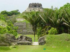 xunantunich+photos | Mayan Temple • Tropical Ecology Institute • NC Museum of Natural ...