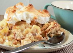 Homemade Southern Banana Pudding Recipe (my dad likes it w/ homemade whip cream on top)