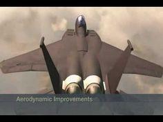 Boeing - F-15SE Silent Eagle Stealth Fighter Presentation [480p] - YouTube