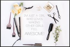 The Good Hair Collection - 33 Photos by Cohesive Market on @creativemarket
