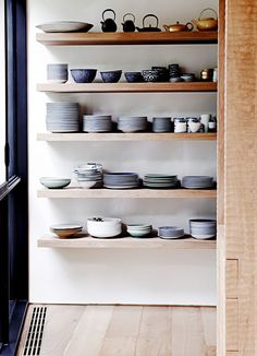 Beautiful styling  Dish display