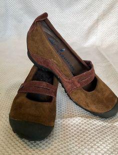 8fa2fa65086 Merrell Women s Plaza Bandeau Size 6 Cherry Oak  fashion  clothing  shoes   accessories
