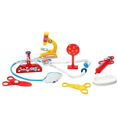 Sangdo Doctor Pretend Play Kit Medical Set Hospital Supply Toy for Kids Child 2 * Check out the image by visiting the link.