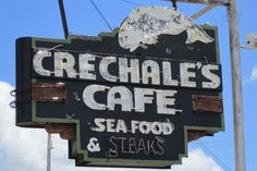 Crechale's Restaurant in Jackson, MS has been in business for 3 generations.
