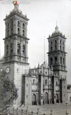 Fotos de Puebla, Puebla, México: Catedral