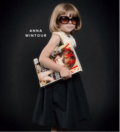 Ana Wintour costume !