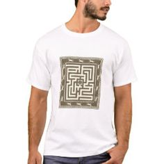 T-shirt MAZE OF HORSES sepia on white Detail Shop, Maze, Custom Clothes, Colorful Shirts, Fitness Models, Shop Now, Horses, Freedom, Mens Tops