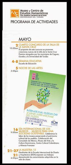 PUERTO RICO ART NEWS: Programa de Actividades de Mayo 2015 del Museo de ...
