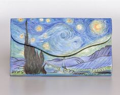 The Starry Night Purse