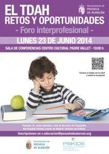"Interprofessional forum ""ADHD. Challenges and opportunities #Medico #salud #psicólogos #aprendizaje"