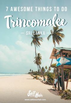 7 Awesome Things To Do Trincomalee, Sri Lanka #trincomalee #srilanka #nilaveli #beach #temple #pigeonisland #Koneswaram