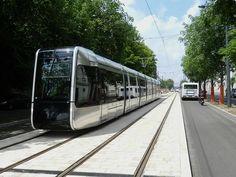 Tramway - Tours - France: