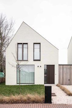 Farm House Colors, Social Housing, Scandinavian Interior Design, Facade House, Play Houses, Urban Design, Future House, Interior And Exterior, Architecture Design