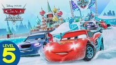 Cars: Fast as Lightning - Level 5