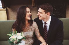 Must-see photos from low-key, oh so lovely city hall weddings!