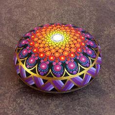 Mandala de piedra XL