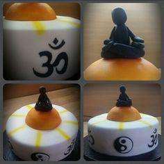 Yoga Table Lamp, Jar, Yoga, Desserts, Home Decor, Homemade, Pies, Homemade Home Decor, Table Lamps
