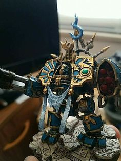 Warhammer Art, Warhammer 40000, Chaos Legion, Thousand Sons, Space Marine, Sci Fi, Awesome, Inspiration, Sons