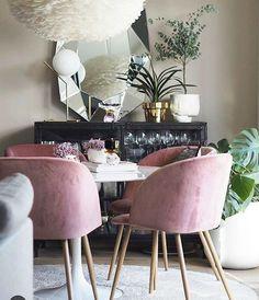 10 billiga sammetsstolar för ett lyxigt hem med wow-faktor