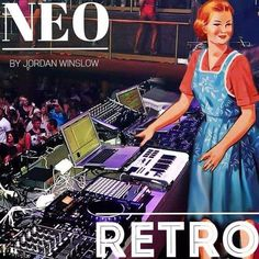 """My new electronica album, """"Neo Retro"""" will be available on iTunes, Spotify, Google Play Music, and pretty much every other music service by the end of March!  Until then you can stream it for free on YouTube and Soundcloud! If you like what you hear, share your favorite track to help get the word out and I'll love you forever <3  https://www.youtube.com/playlist?list=PLGK1mnneo5GUHlaz2U_LkRlhpv_Ok1f01 http://lnk.al/3OhS"""